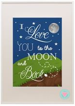 QUOTE MOON AND BACK