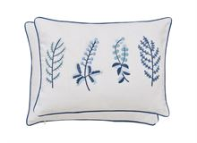 S HOME PAPER DOVES DENIM cushion comp co