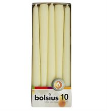 Ivory Tapered Candles