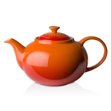 Classic Teapot orange