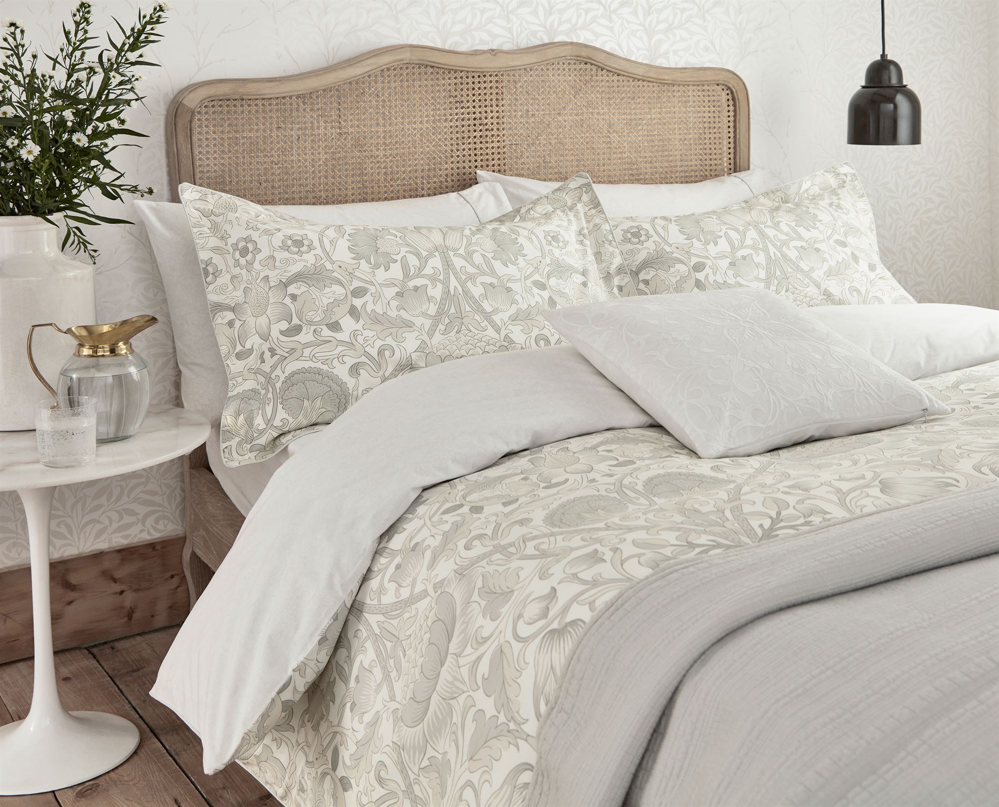 William Morris Pure Lodden Bedding Range