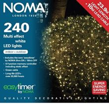 Noma 240 Tree Lights