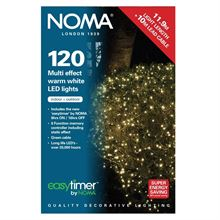 Noma 120 Tree Lights
