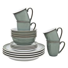 Regency Green 16 Piece Tableware Set