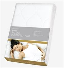 BC QUILTED PILLOW PROTECTOR
