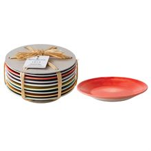 TAPAS SET OF 8 PLATES PACK 25097